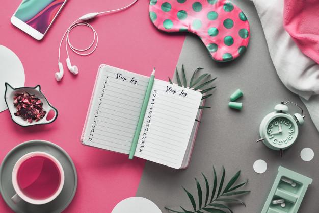 журнал для снов, дневник сна, здоровый сон