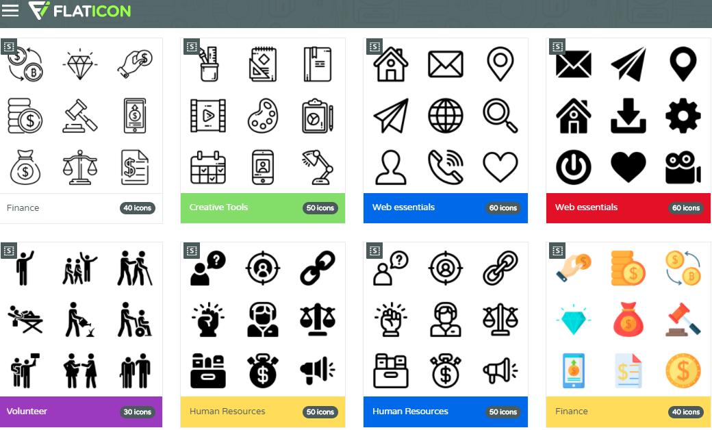 бесплатные иконки, free icons, flaticon
